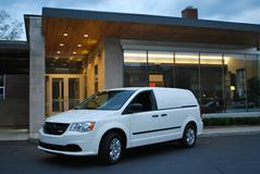 Dodge Ram Cargo Van 2012 Paul Schulz Location Scout and Manager Michigan Film Crew